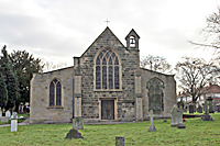 St. Mary the Virgin located in Boulton Lane,