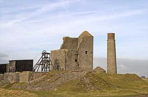 Photograph from  Sheldon village and magpie mine