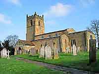 Church of St Wilfred in Barrow on Trent