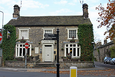 Castle Inn at  Bakewell