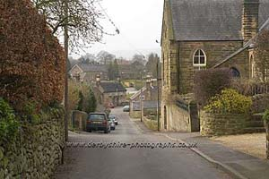 Photograph from  Beeley in Derbyshire