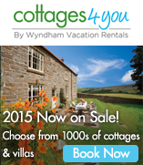 Holiday cottages throughout Derbyshire and the rest of the UK, Ireland and France