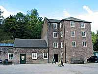 part of cromford mill complex
