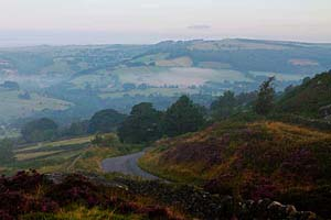 Photograph from  Baslow Edge