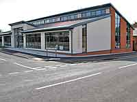 New library at Mickleover
