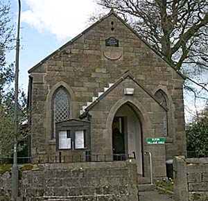 Photograph of Elton village hall