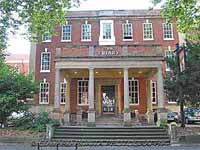 Friary Hotel in Friargate Derby
