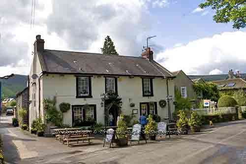 George Inn in Castleton