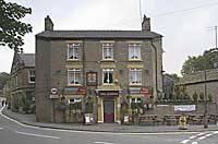 Queens pub in Old Glossop