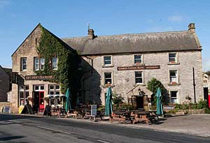 Photograph from  Hartington in Derbyshire