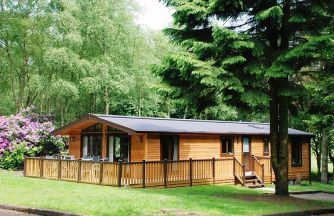 Hartington Lodge at Darwin Forest Country Park