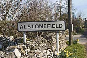 Photograph from  Alstonefield
