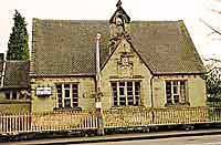 parish hall in lullington