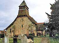 Church of St Giles in marston