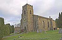 Tansley Church
