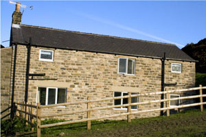 Tor Farm Holiday Cottage Accommodation at Bradfield in the  Peak District - Accommodation in the Peak District