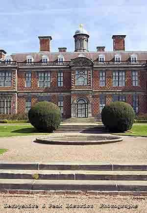 Photograph from  Sudbury Hall