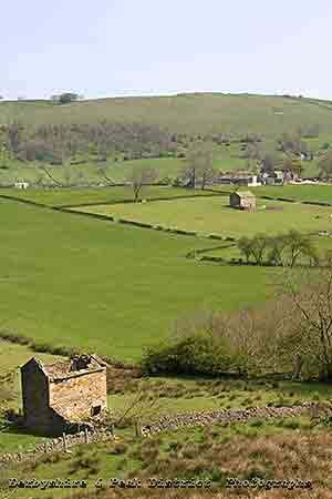 Photograph from  around Earl Sterndale and Hollinsclough in the dove valley