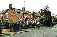 the white swan pub in walton on trent