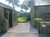 Woodside Farm Holiday Cottage  Accommodation at Darley Moor near Matlock in the  Derbyshire Peak District - Derbyshire and Peak District Accommodation
